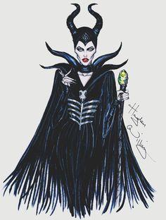Maleficent by Hayden Williams