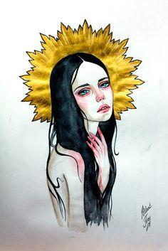 sun by BlackFurya on DeviantArt
