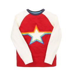 Little Bird Star Graphic T-Shirt