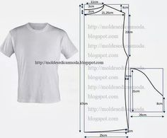 Perfecting Sew A T-shirt for Men Ideas. Immaculate Sew A T-shirt for Men Ideas. Mens Shirt Pattern, T Shirt Sewing Pattern, Dress Sewing Patterns, Jacket Pattern, Clothing Patterns, Sewing Men, Sewing Shirts, Sewing Clothes, Patron T Shirt