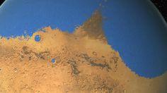 ❝ Un asteroide podría haber causado tsunamis con olas de 150 metros en Marte ❞ ↪ Vía: Entretenimiento y Noticias de Tecnología en proZesa