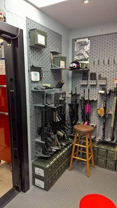 Pitter Patter Let's Get At'er Hidden Gun Storage, Ammo Storage, Weapon Storage, Gun Safe Room, Gun Closet, Reloading Room, Gun Vault, Panic Rooms, Armas Ninja