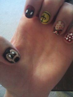 Lisa, I want these nails!
