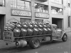 ACME BEER Truck...what a name for a beer!