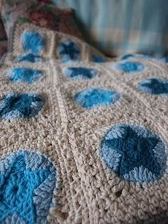 All Star Blanket: pattern from book Crocheted Gifts: Irresistible Projects To Make And Give by Kim Werker by sweetspiriteva