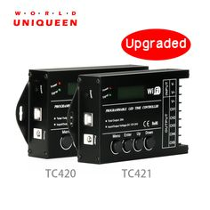 Compare Discount upgraded TC420 TC421 time programmable 5 CH output led strip light controller, Widely used in aquariums, fish tank, plant grow #upgraded #TC420 #TC421 #time #programmable #output #strip #light #controller #Widely #used #aquariums #fish #tank #plant #grow