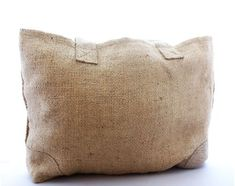 Burlap Carry All We