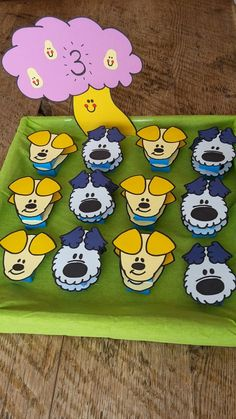traktatie kinderdagverblijf Toddler Meals, Kids Meals, Birthday Treats, Birthday Parties, Diy For Kids, Gifts For Kids, Rudolph's Bakery, Minion Party, Animal Party