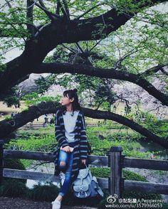 GRAFEA Spring Awakening, Cherry Blossom, Leather Backpack, Blog, China, Diamond, Leather Backpacks, Blogging, Diamonds