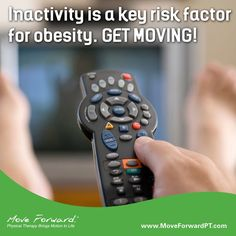 Physical Activity Plays a Greater Role in Obesity Than Caloric Intake - MoveForwardPT.com