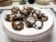 Schusterlaberl – einfach, schnell, glutenfrei Desserts, Cookies, Food, Chocolate Mix, Coconut Flakes, Few Ingredients, Ginger Beard, Glutenfree, Dessert Ideas