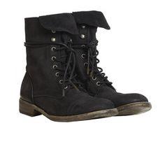 Combat Women Boots