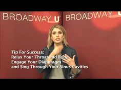 "One Minute Master Class: ""Tighten Your Belt"" with Janine Divita"
