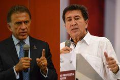 Veracruz: Los Yunes en empate técnico; candidato de Morena, en la pelea