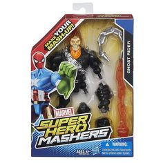 "Marvel Super Hero Mashers - Figurine Ghost Rider - Hasbro - Toys""R""Us"