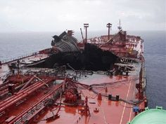 Accident of Merchant Ships