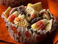 Halloween Chex® Mix recipe from Betty Crocker