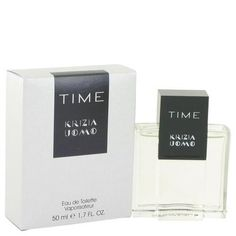 309c86a43fc0f Krizia Time by Krizia Eau De Toilette Spray 1.7 oz (Men)