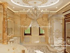 Дизайн интерьера ванной. Фото 2017