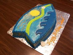 Surf's Up Birthday