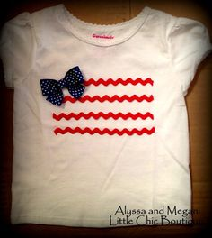 4th of July Tutu Outfit by AlyssaandMegan on Etsy, $40.00