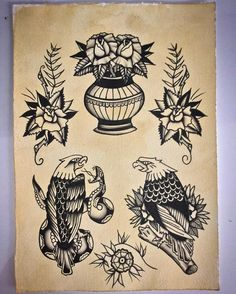 Do wzięcia w dobrej cenie ✌️ #allspit #blackink #blackwork #trflash #trad_tattooflash #tattoo #warsawtattoo #tatuaż #oldschool #ilustracja #flower #illustration #occult #flowers #flashaddicted #flashworkers #traditionaltattoo #oldschooltattoo #eagletattoo #cool #flashfromthebowery #warszawa #oldlines #lublin #greyspit #rose #rosetattoo #eagle #instaart #flash