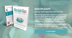 Now available! What if making disciples could be as easy as inviting a friend to coffee? In #DiscipleSips, author Kim Aldrich helps women drink in and pour out the truth and love of God in relational ways.
