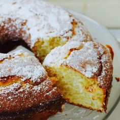 Yoghurt Cake Mumofthree certainly aced this Lemon Yogurt Cake!Mumofthree certainly aced this Lemon Yogurt Cake! Lemon Recipes, Sweet Recipes, Baking Recipes, Cake Recipes, Dessert Recipes, Cream Recipes, Picnic Recipes, Picnic Ideas, Picnic Foods