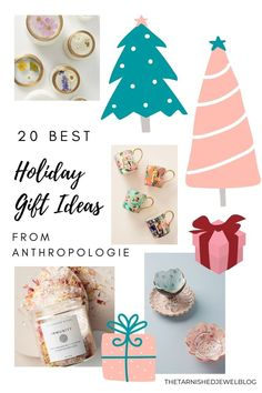 Need a little help finding the perfect gift this 2020 for all of the special women in your life? Try 20 Best Holiday Gift Ideas from Anthropologie by thetarnishedjewelblog.com. One-stop-shop for all ages & interests! #anthropologie #affiliatelinks #christmasgiftideasforher #holidaygiftguideforher #holidaygiftguide2020 #anthropologieholidaygifts #bestholidaygiftsforher #christmasgiftguide2020 #top20holidaygiftsforwomen #top20bestholidaygiftguide2020 #top20gifts2020 Christmas Gift Guide, Perfect Christmas Gifts, Holiday Fun, Holiday Gifts, Christmas Diy, Christmas Shopping Online, Wall Christmas Tree, Diy Party, Party Ideas