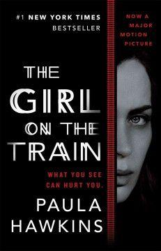 The girl on the train Hawkins, Paula