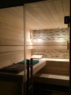 Sauna selbst gebaut