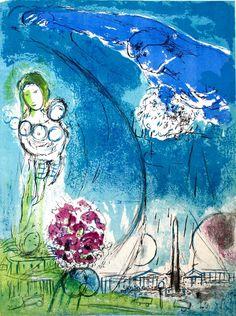 Chagall Place de la Concorde