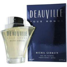 Michel Germain Deauville Eau De Toilette Spray for Men by Michel Germain, 2.5 Ounce by Michel Germain. $13.46. Designed for men. Deauville by michel germain. Eau de toilette spray 2.5 ounce. Deauville is introduced in 1999 by the house of Michel Germain.
