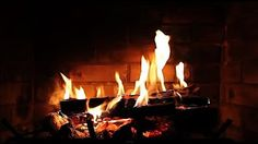 Fireplace 10 hours full HD | Relaxing videos | Pinterest