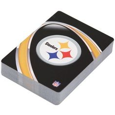 Pittsburgh Steelers Deck of Cards by Hunter. $2.55. Features all the standard cards in a poker deck. Regulation poker size and plastic coated.. Save 49% Off!