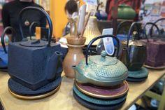 L'antica tradizione del tè in Cina e le splendide teiere artigianali.