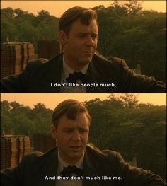 This underrated feeling... Thanks, A Beautiful Mind.
