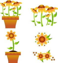 Cute+Spring+Break+Clip+Art | flower_clipart_2 | easter | Pinterest ...