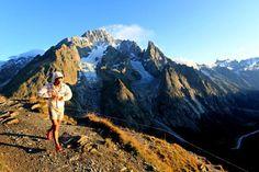 27/08/2011-UTMB-Arête du Mont Favre (ITA) - Kilian JORNET BURGADA  © The North Face® Ultra-Trail du Mont-Blanc®-Franck Oddoux