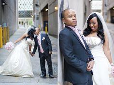 Pink-themed Wedding at the W Hotel in Seattle - Munaluchi Bridal Magazine