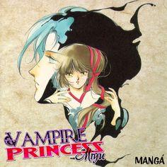 Itadakimasu Scanlator Br: Vampire Princess Miyu - mangá
