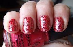 Great nail art~