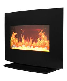 Take a look at this PROlectrix Windsor Wall & Free Standing Fireplace by Trademark Global on #zulily today!