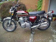 Classic Honda Motorcycles, Honda Motorbikes, Honda Bikes, Honda Cb750, Vintage Motorcycles, Cars And Motorcycles, Custom Motorcycles, Motorcycle Types, Scrambler Motorcycle