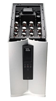 Siegfried Series II Reference Monoblock | VTL Amplifiers, Inc.