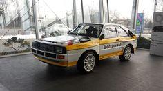Audi Sport Quattro :)