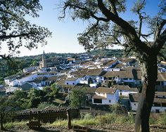 Valdelarco - a lovely village in the Sierra de Aracena, Huelva province