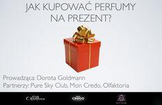 Jak kupować perfumy na prezent? Fotorelacja z warsztatów zapachowych  w Pure Sky Club