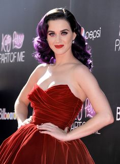 """Katy Perry at """"Katy Perry: Part of Me"""" Premiere"""
