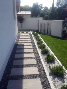 Backyard Patio Designs, Small Backyard Landscaping, Modern Landscaping, Backyard Ideas, Small Backyard Design, Landscaping Ideas, Fence Ideas, Backyard Projects, Porch Ideas